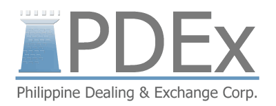 Philippine Dealing & Exchange Corp. Logo