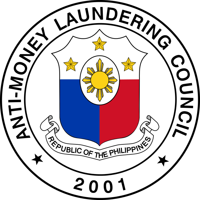Anti-Money Laundering Council Logo