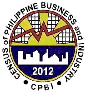 Census of Philippine Business and Industry Logo