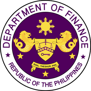 Department of Finance Logo